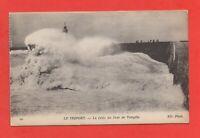 Le Treport - La Damm ein Jour De Sturm (J7689)