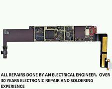 Apple iPad MINI 1,2, 3 digitizer FPC Connector Solder Repair Replacement Service