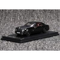 NEW 1:64 Rolls-Royce Phantom Coupe Black Diecast Car Model NEW IN BOX as gift