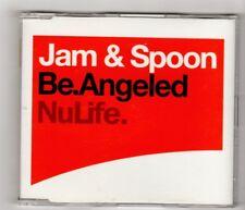 (IK493) Jam & Spoon, Be Angeled - 2001 CD