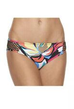 Apt. 9 Multi Color Floral Bikini Hipster Swim Bottom Size Small NWT