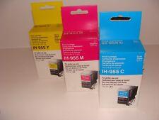 SET IH-955 C/M/Y IH955 Cyan,Magenta,Yellow  Original OCE für OCE Plotter 5200