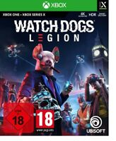 Watch Dogs Legion uncut inkl. Series X Upgrade und Bonus Code Xbox One