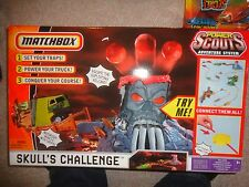 MATCHBOX POWER SCOUTS ADVENTURE SYSTEM, SKULLS CHALLENGE, NEVER OPENED