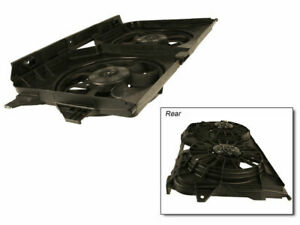 For 2005-2007 Dodge Grand Caravan Auxiliary Fan Assembly Front TYC 35857QC 2006