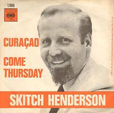 "SKITCH HENDERSON - Curacao (1965 VINYL SINGLE 7"" DUTCH PS)"