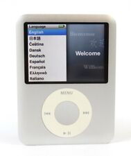Apple iPod Nano 3rd Gen 4GB Player Silver  **3 MONTH WARRANTY**