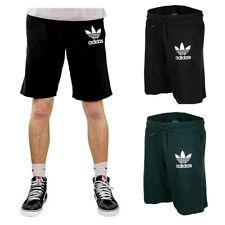Adidas Men's Trefoil Logo Fleece Shorts