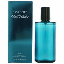 Cool Water by Davidoff for Men 2.5 oz Mild Deodorant Spray Brand New in Box