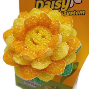 Scrub Daddy Scrub Daisy Replacement Daisy Scrubber Sponge Head Refill Heavy Duty