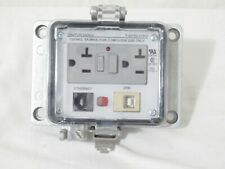 Grace Engineered P-R2-K3Rf0 GracePort Interface Gfci Inside - Outlet 120Vac 5A