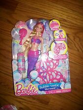 BARBIE BUBBLETASTIC MERMAID