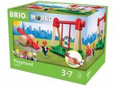 BRIO Playground Set 33948 - BNIB