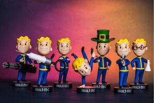 Fallout 4 Vault Boy Bobble Head Wackelkopf Bethesda Figuren Figur Spielzeug Toy