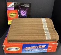 Richway Amethyst Natural Infrared Rays Pillow Thermotherapy Healing Pain Relief