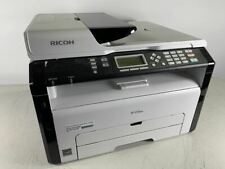Ricoh SP213SNw Black and White Laser Multifunction Printer