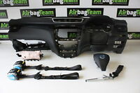 Nissan X-Trail 2014 - On Airbag Kit Dashboard Driver Passenger Seatbelts