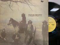 Mason Proffit – Wanted LP 1970 Happy Tiger Records – HT-1009 VG+/EX - RARE!