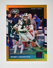 2017 Donruss Jersey Number #71 Robby Anderson /11 - NM-MT