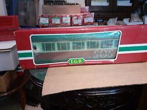 Lgb 30653 Rnb SOS  Coach Car