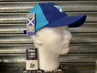 SCOTTISH HAT CAP & PIN BADGE SET - INDYREF FREEDOM SCOTLAND INDEPENDENCE