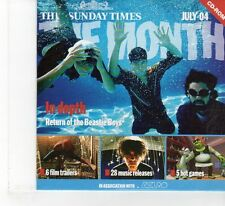 (FR374) The Sunday Times, The Month - CD-ROM