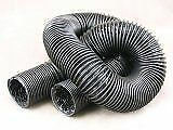 "2"" 2.5"" 2.75"" OR 3"" A C FLEXIBLE DUCT HOSE 6 FOOT LENGTH PAYPAL ACCEPTED"