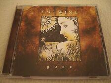 ENTWINE - Gone CD Century Media 2001 NM