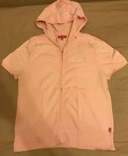 Women's Ladies Designer Pineapple Hoody Size 14