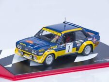 Scale model 1/43 FIAT 131 Abarth №1 Rally Catalunya