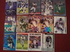 Randy moss 14 card lot