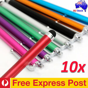 [FREE EXPRESS] 10x Premium Universal Capacitive Stylus Touch Screen Pen for iPad