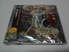 Crossed Swords II SNK Neo-Geo CD Japan NEW/ C