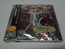 Crossed Swords II SNK Neo-Geo CD Japan NEW/ C