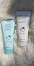 Liz Earle Botanical Shine Shampoo Normal 200ml & Conditioner Dry Hair 200ml New