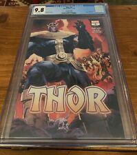 Thor #6 (2020) CGC 9.8 NM+ Second Print Donny Cates Marvel Comics