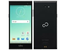 FUJITSU ARROWS M02 TOUGH PHONE MIL-STD-810G ANDROID SMARTPHONE UNLOCKED BLACK
