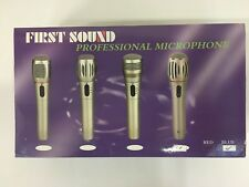 First Sound E16QL Professional Wireless Blue Microphone BRAND NEW BOXED
