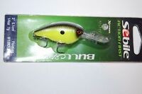 1 3-5ft SPOTTED BLUE LIME #1300499-SPBL in 1//4oz SEBILE Bull Crank 2/""