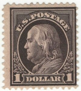1912 US SC#423 United States MH CV $475