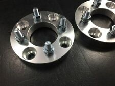 4 Pcs Wheels Spacers Adapters 4X108 to 4x108 | 73.1 CB | 12X1.5 | 38mm