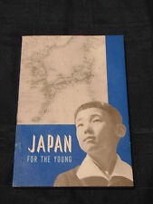 Japan for the Young  Board of Tourist Industry Japanese Government Railways 1937