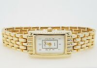 Ladies Kelia Watch Quartz Ladies Gold Tone Wristwatch Great Condition Preloved