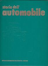 Storia dell'automobile De Agostini Burgess Wise De Agostini 1977 OTTIMO