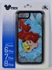 Disney Ariel Little Mermaid 3-D Effect Apple Iphone 6S/7/8 Plus Cellphone Case