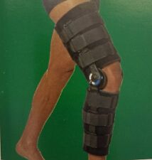 Innovator Full Foam Tutore Ortopedico ginocchio DR Gibaud Ginocchiera regolabile