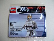 Lego Star Wars - TC-14 - Chrome Droid - C3-PO - C-3PO - Polybag  -  *NEU / OVP*