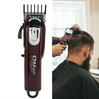 USB Cordless Men Electric Hair Clipper Shaver Trimmer Razor Haircut Grooming