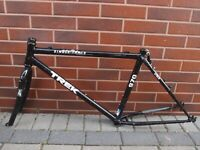 MTB frame 18'' TREK 970 Singletrack True Temper OX Comp II USA Big Fork USA
