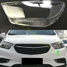 Left Side Headlight Cover Transparent PC With Glue For Buick Encore 2016~2018AA